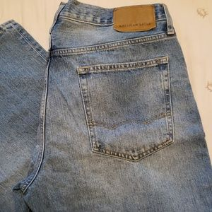 American eagle loose jeans 34×32